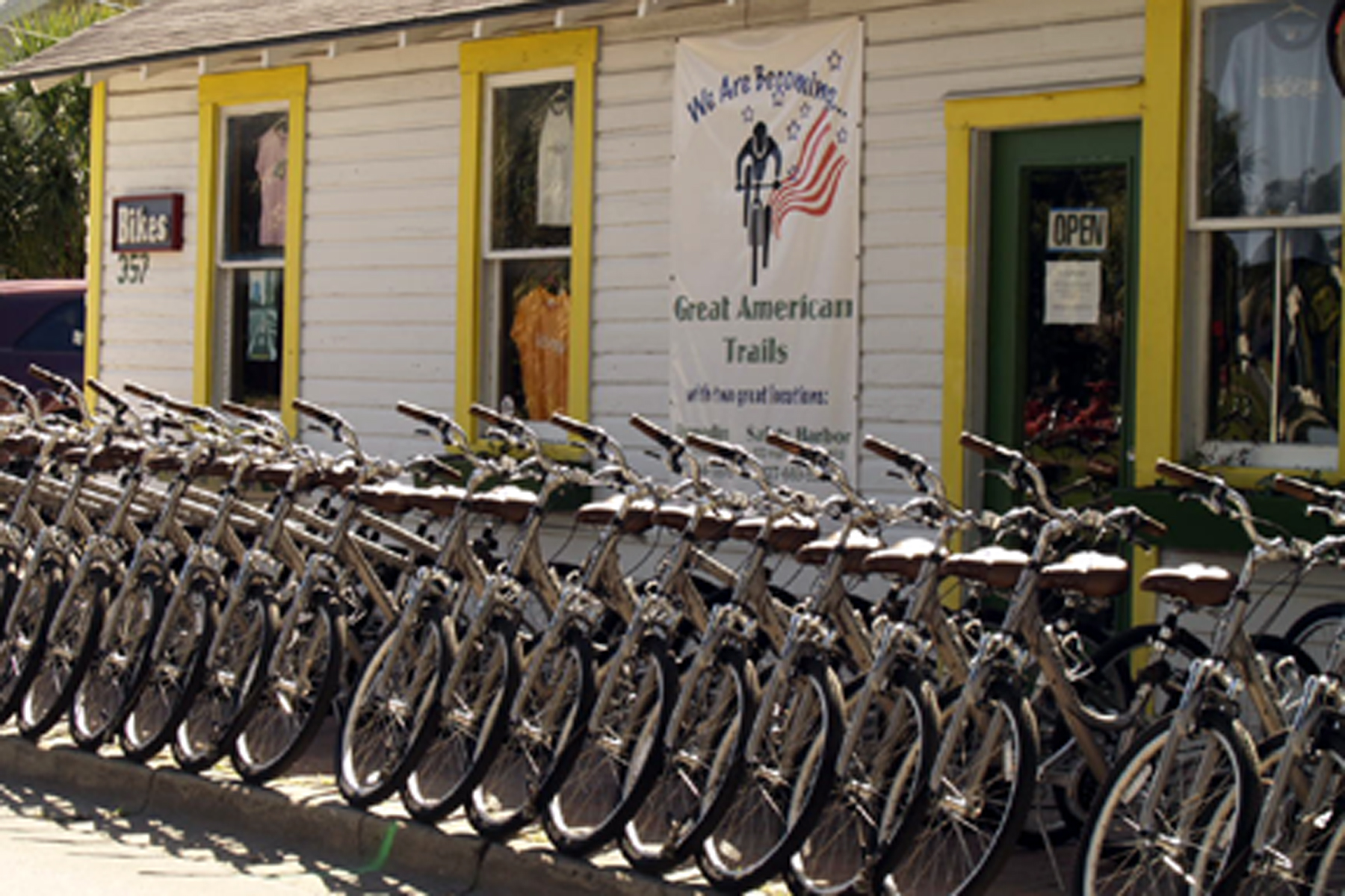 Dunedin Bike Rentals